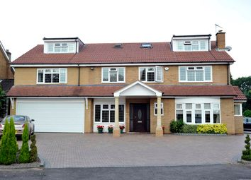Thumbnail 7 bed detached house to rent in Le More, Sutton Coldfield
