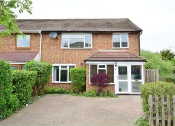Thumbnail 4 bed semi-detached house for sale in Wilsmere Drive, Northolt, Middlesex
