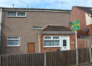 Thumbnail 3 bed end terrace house for sale in Auckland Drive, Smiths Wood, Birmingham