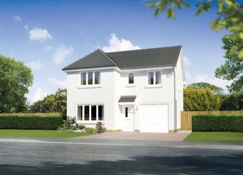 """Thumbnail 4 bedroom detached house for sale in """"Dukeswood"""" at Earl Matthew Avenue, Arbroath"""