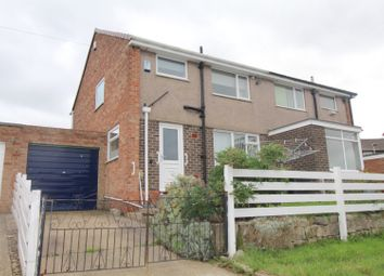 Thumbnail 3 bed semi-detached house for sale in Hillcrest, Prudhoe