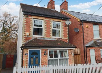 Thumbnail 2 bed detached house for sale in New Road, Blackwater, Camberley