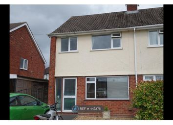 Thumbnail 4 bed semi-detached house to rent in Powis Avenue, Oswestry