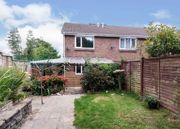 Thumbnail 2 bed end terrace house for sale in Fairhaven Close, St. Mellons, Cardiff
