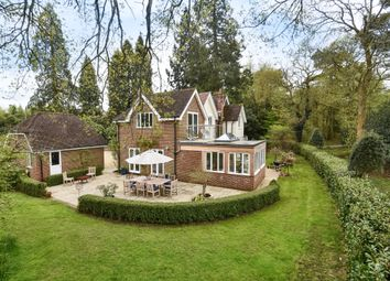 Thumbnail 4 bed detached house to rent in Marley Common, Haslemere