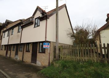 Thumbnail 2 bed end terrace house to rent in Walsingham Mews, Rickinghall, Diss