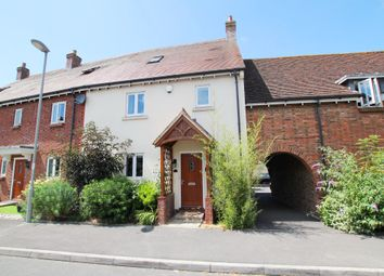 Thumbnail 4 bed end terrace house for sale in Augustan Avenue, Shillingstone, Blandford Forum