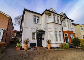 Thumbnail 3 bed maisonette for sale in Chase Court Gardens, Enfield