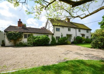 Thumbnail 4 bed farmhouse to rent in Old School Yard, Debden Road, Saffron Walden