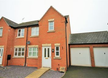 Thumbnail 3 bedroom semi-detached house to rent in Lawrence Avenue, Mansfield Woodhouse, Mansfield, Nottinghamshire