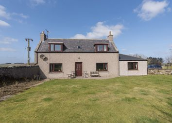 Thumbnail 4 bed property for sale in Forglen, Banff, Aberdeenshire