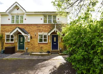 Thumbnail 2 bed semi-detached house for sale in Lincoln Close, Ash Vale, Aldershot