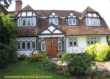 6 bed semi-detached house for sale in Lake View, Edgware, Middlesex HA8