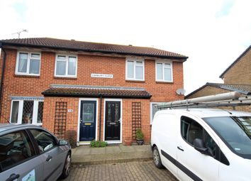 Thumbnail 1 bed maisonette to rent in Carbury Close, Hornchurch