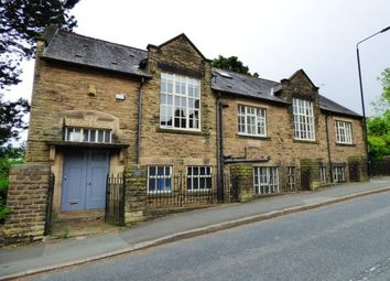 Thumbnail 6 bed detached house for sale in Spring Bank, New Mills, High Peak, Derbyshire