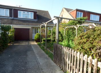 Thumbnail 3 bed semi-detached house to rent in Wickridge Close, Uplands, Stroud