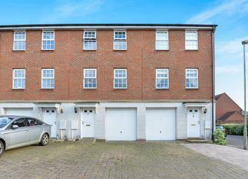 Thumbnail 3 bed town house to rent in Usher Drive, Hanwell Fields, Banbury