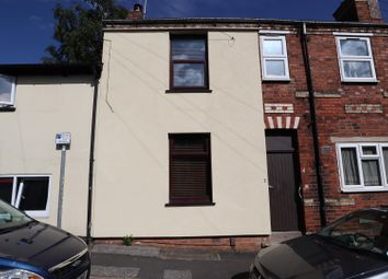 Thumbnail 3 bedroom terraced house for sale in Baggholme Road, Lincoln