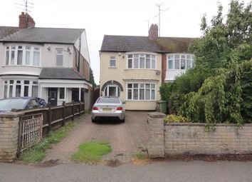 Thumbnail 3 bed semi-detached house to rent in Eastfield Road, Wellingborough