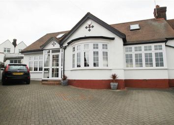 Thumbnail 5 bedroom chalet for sale in Cherrydown Close, London