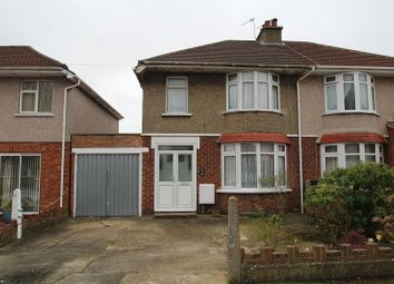 Thumbnail 3 bedroom semi-detached house to rent in Bibury Road, Swindon