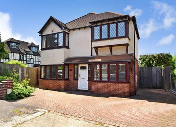 Thumbnail 4 bed detached house for sale in Nesta Road, Woodford Green, Essex