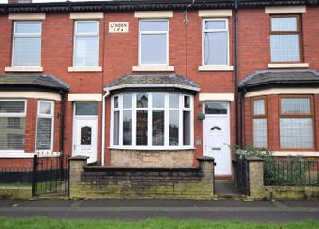 Thumbnail 3 bed terraced house for sale in Bury Street, Heywood