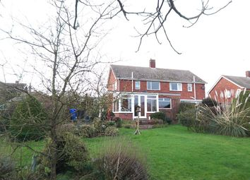 Thumbnail 3 bedroom semi-detached house to rent in Kennedy Close, Halesworth