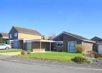 Thumbnail 3 bed detached bungalow for sale in Sarsen Close, Swindon, Wiltshire