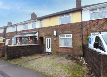 Thumbnail 3 bed mews house for sale in Maureen Avenue, Sandyford, Stoke-On-Trent