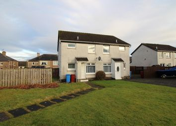 Thumbnail 1 bed end terrace house to rent in Heritage Drive, Carron