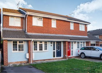Thumbnail 3 bed semi-detached house for sale in Sheerwold Close, Swindon