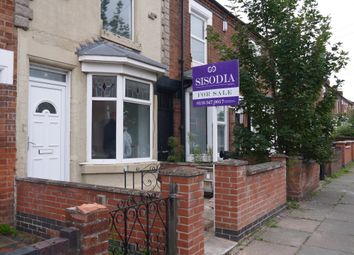 2 bed terraced house for sale in Milligan Road, Leicester LE2