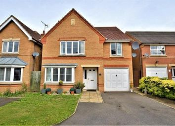 Thumbnail 4 bed detached house for sale in Leiston Court, Eye, Peterborough, Cambridgeshire