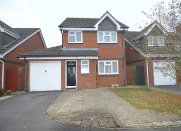 Thumbnail 3 bed detached house to rent in Tawny Owl Close, Stubbington, Fareham