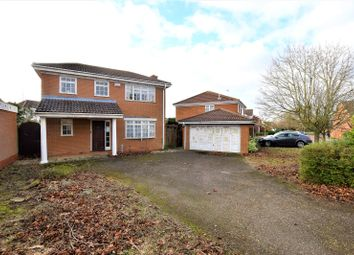 Thumbnail 4 bed detached house for sale in Rosemoor Drive, East Hunsbury