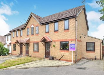 Thumbnail 3 bed semi-detached house for sale in Winceby Close, Norwich