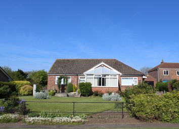 Thumbnail 3 bed detached bungalow for sale in Northorpe Road, Halton Holegate, Spilsby