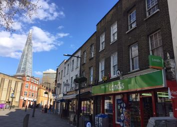 Thumbnail 4 bed flat to rent in Union Street, London Bridge