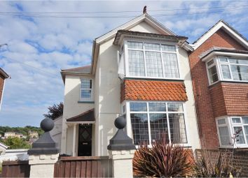 Thumbnail 3 bed property for sale in Monkton Street, Ryde