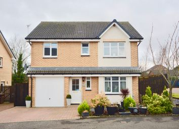 Thumbnail 4 bed detached house for sale in Limekiln Wynd, Mossblown, Ayr