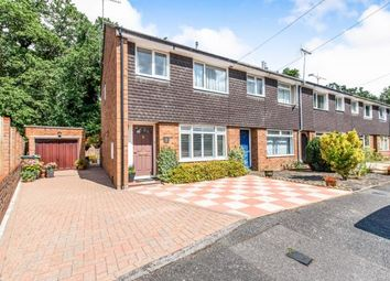 Thumbnail 3 bedroom semi-detached house for sale in West Byfleet, Surrey