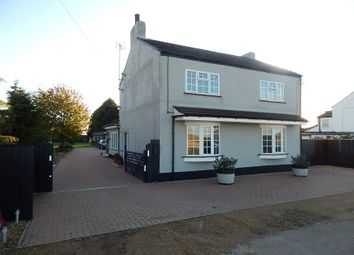 Thumbnail 4 bed detached house for sale in Old Ferry Boat House, Ferry Lane, Newton-In-The-Isle, Wisbech, Cambridgeshire