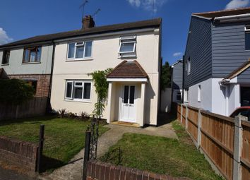 Thumbnail 3 bed semi-detached house for sale in Webster Road, Corringham, Stanford-Le-Hope