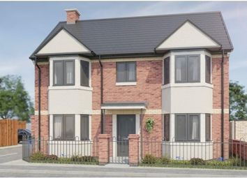 Thumbnail 4 bed detached house for sale in Plot 2, 98 Station Road, Studley, Warwickshire