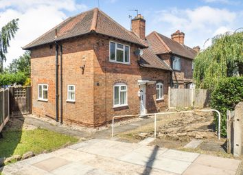 Thumbnail 3 bed end terrace house for sale in Joyce Avenue, Sherwood, Nottingham