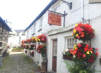 Thumbnail 4 bed semi-detached house for sale in Ann Tysons House, Wordsworth Street, Hawkshead, Ambleside, Cumbria