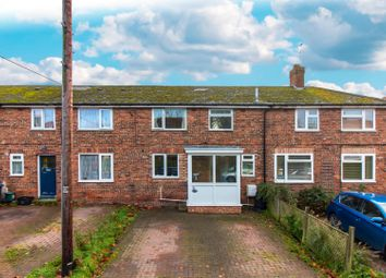 Thumbnail 3 bed terraced house for sale in Chequer Lane, Ash, Canterbury