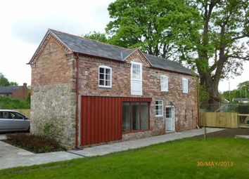 Thumbnail 2 bed detached house to rent in The Stables, City House, Four Crosses, Llanymynech, Powys