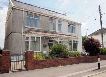 Thumbnail Semi-detached house for sale in Gorwydd Road, Swansea